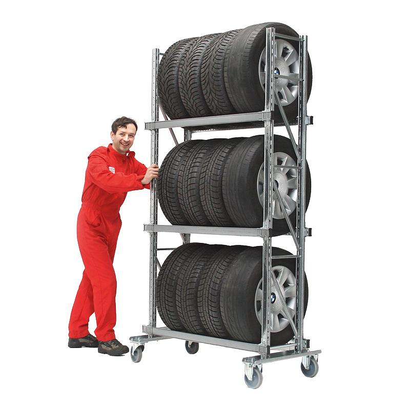 Reifenwagen, System GENIUS