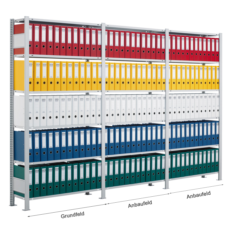 Büroregal Schulte Stecksystem