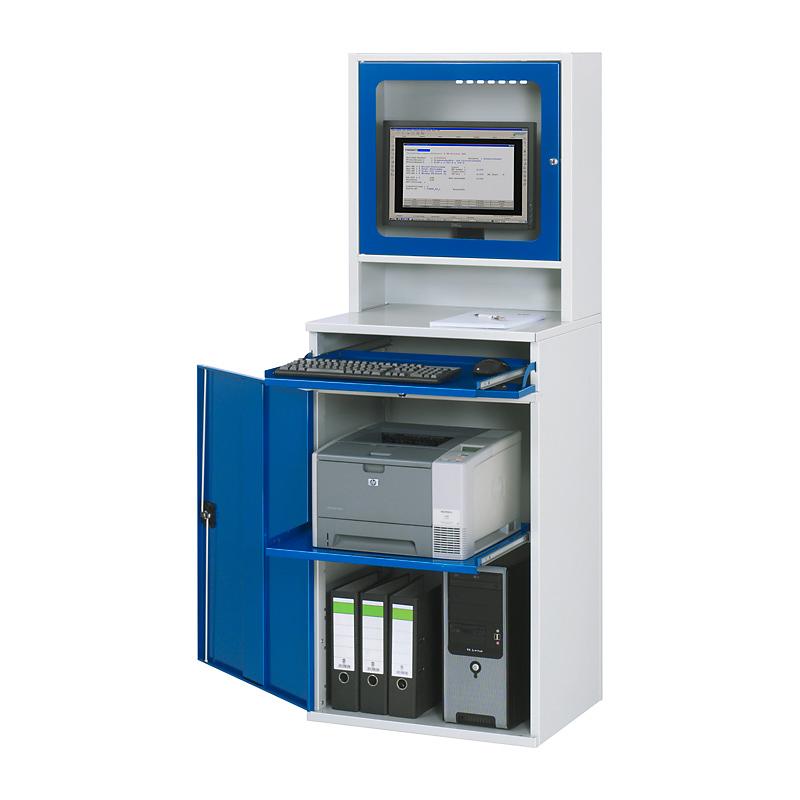 Werkstatt PC Schrank günstig online kaufen Webshop Lagertechnik Steger