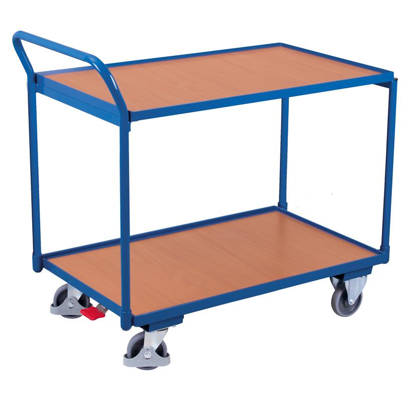 Tischwagen, leichte Ausführung, Traglast 250 kg