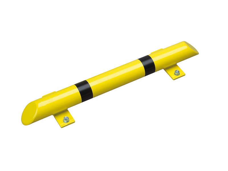 Rammschutzbalken, gelb-schwarz