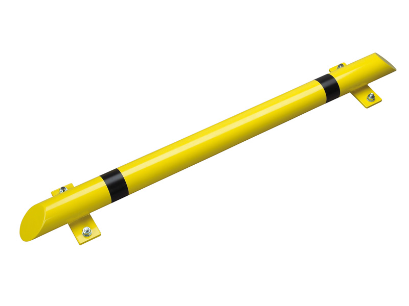 Rammschutz-Balken gelb-schwarz