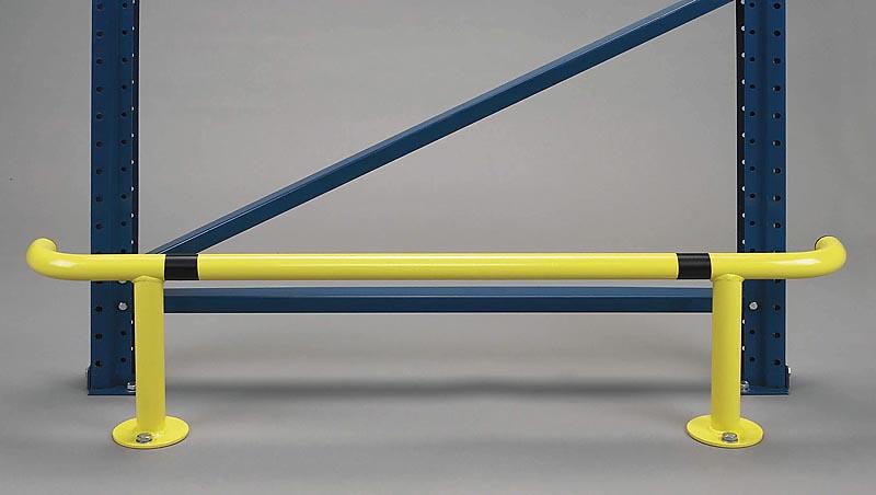 Anfahrschutzbügel, H600 mm (zinkgrundiert)