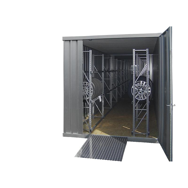 Reifencontainer Typ RLC40GX - Komplettset