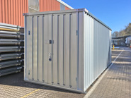 Lagercontainer Tiefen 3 - 12 m