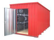 Reifen Container