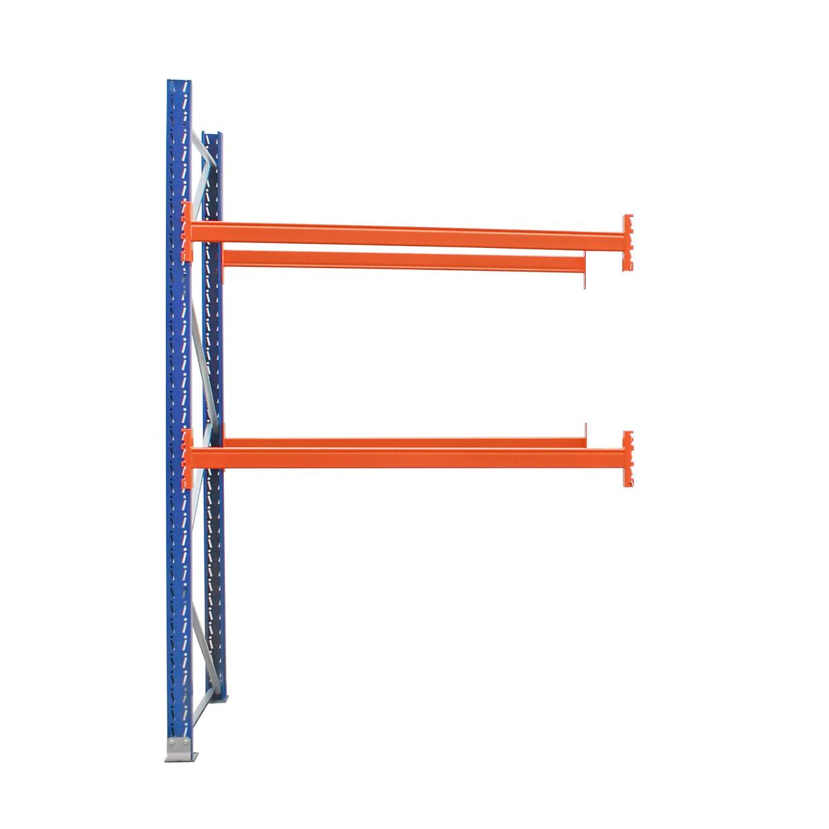 Palettenregal System SL - Anbauregal H 2,73 x T 1,1 x L 1,80 m