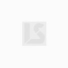 Kragarmregal SCHULTE - einseitig - H 2,0 x T 0,6 x L 5,0 m (4 Feldern L 1,25 m)