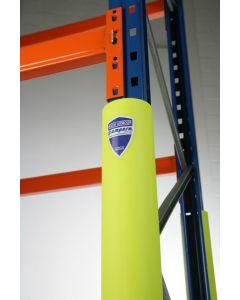 Regal-Anfahrschutz für Pfostenbreiten 88 - 100 mm