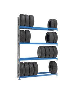 Weitspann-Reifenregal EPSIVOL | Anbaufeld mit 4 Ebenen