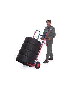 Reifenkarre Standard, 200 kg Tragkraft, Luftbereifung