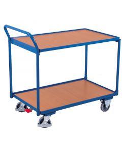 Tischwagen 250 kg mit 2 Ladeflächen